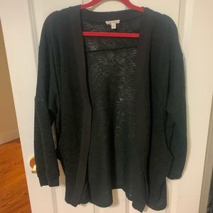 Urban Outfitters Black Silence & Noise Cardigan